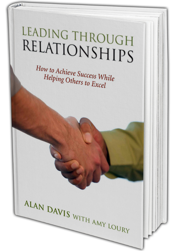 Leading Through Relationships Book